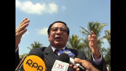Rector de la UNPRGL dice que su caso obedece a intereses políticos
