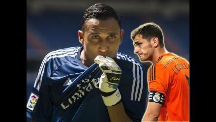 Real Madrid: Keylor Navas consigue récord que nunca logró Iker Casillas