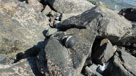 Chimbote: bomba lacrimógena generó temor en moradores