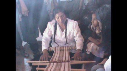 Cusco: organizan concurso de tejido en telar de cintura