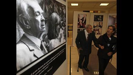 Biblioteca de EE.UU divulga grabaciones de Borges y García Márquez