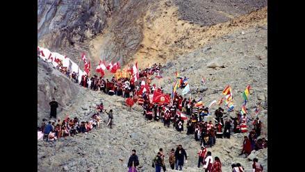 Cusco: peregrinos del Qoyllority defienden zona intangible