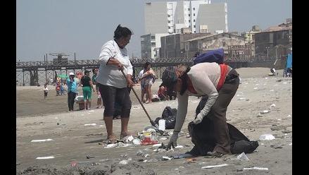 Piura: playas de Talara serán limpiadas este fin de semana