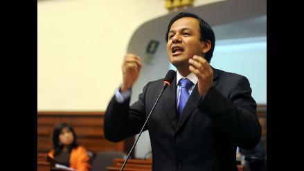 Fujimorista Juan Díaz Dios fue denunciado por su esposa por agresión