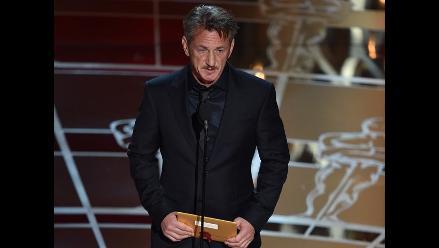 Sean Penn visitará Lima para la Junta de Gobernadores