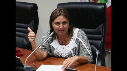 Pérez-Tello: Nadine Heredia solo tiene que aclarar temas puntuales al PJ