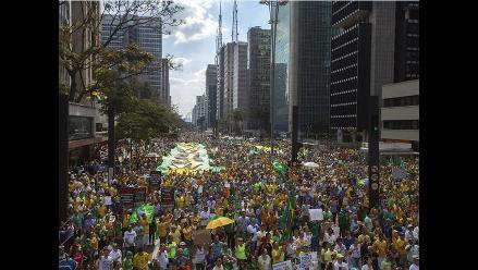 Experto: Crisis brasileña no tendrá efectos