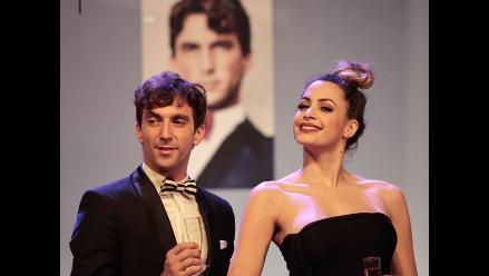 Milett Figueroa y Antonio Pavón debutaron en obra de teatro