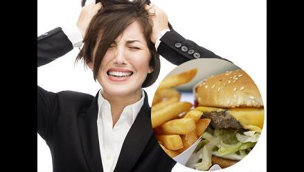 Colon irritado puede generarse por estrés