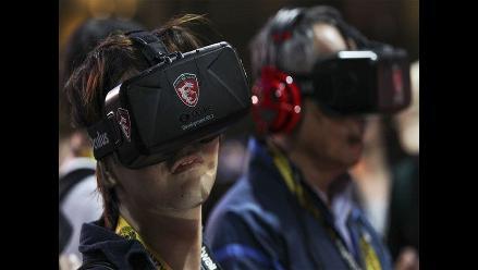 Realidad virtual y juegos para celulares dominan el Tokyo Game Show 2015