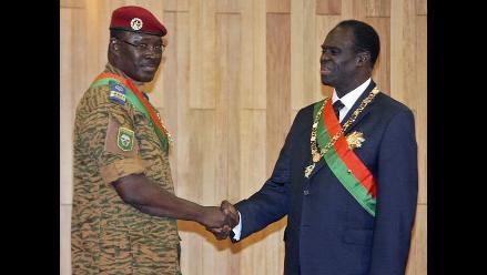 Burkina Faso: Golpe de Estado y secuestran al presidente Kafando