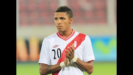 Alexi Gómez: Tengo todas las ganas de volver a la Selección Peruana