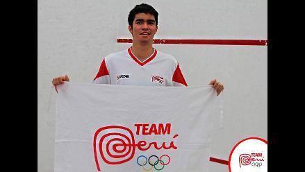 Team Perú: Diego Elías va por otro título en squash