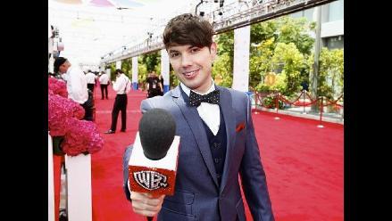 Bruno Pinasco transmitirá los Premios Emmy 2015