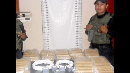 Piura: policía incauta cargamento de dinamita en Las Lomas