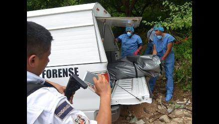 México: Descubren los cadáveres de siete personas en fosas clandestinas
