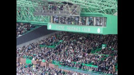 Celtic les pidió a sus aficionados que se bañen antes de asistir al estadio