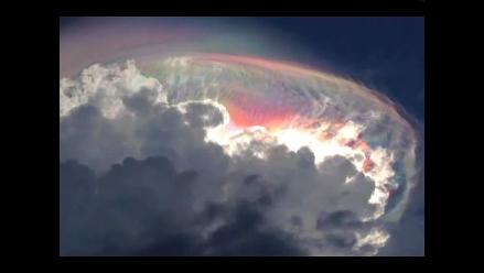 YouTube: Misteriosa nube sorprende a los costarricenses