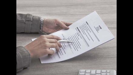 Currículum: Los peores errores al escribir tu hoja de vida