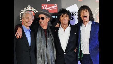 Keith Richards anuncia nuevo disco de los Rolling Stones