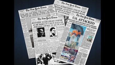 Efemérides del 18 de setiembre: Se publica por primera vez The New York Times