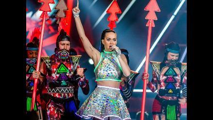 Katy Perry: ¿Qué podríamos ver en su concierto?