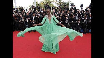 Lupita Nyong'o confesó que la alta costura la hace llorar