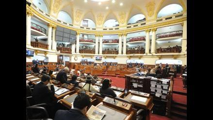 Caso Áncash: Congreso pide al Ministerio Público investigar denuncias