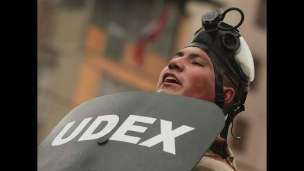 Contraloría revisó estado de los implementos con los que trabaja la UDEX