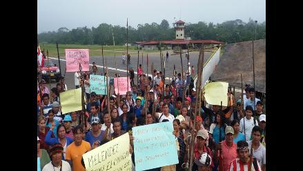 Lote 192: postergan diálogo en Andoas por mal estado climático