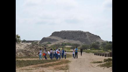 Google hará registro digital de riqueza arqueológica de Lambayeque