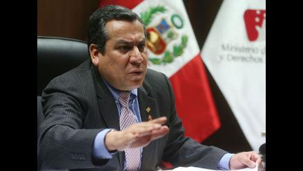 Ministro Adrianzén: Iré al Congreso cuantas veces me convoquen