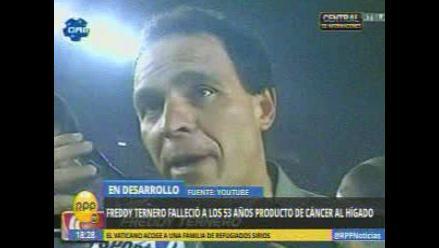 Freddy Ternero: la canción que le dedicaron tras ganar la Copa Sudamericana