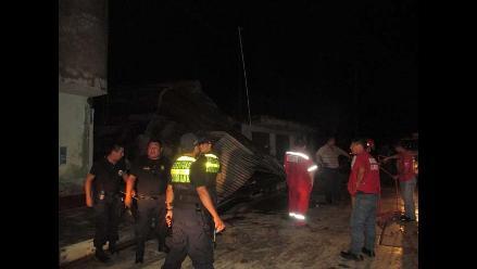 Junín: lluvias torrenciales generaron daños en provincia de Satipo