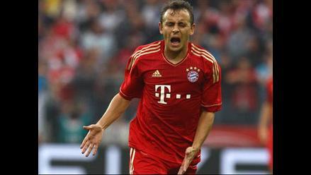 Bayern Munich: Rafinha fue convocado en Brasil pero quiere jugar por Alemania