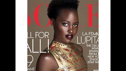 Lupita Nyong'o: La tragedia es parte de mi vida