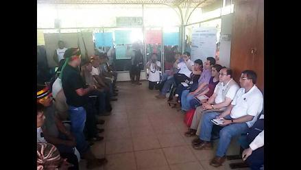 Loreto: alto comisionado del ejecutivo se reúne con nativos en Andoas