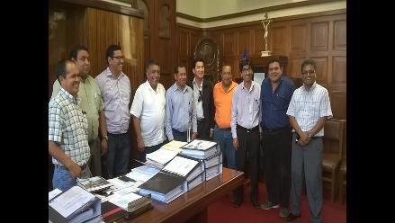 Chiclayo: 38 alcaldes se inscribieron para premio