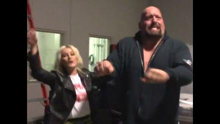 WWE: Big Show sacó sus mejores pasos de baile por una acción benéfica