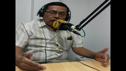 Lambayeque: jefe de Presupuesto y Planeamiento deslinda responsabilidades