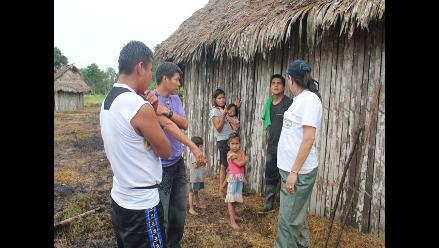 Loreto: trasladan 120 brigadistas de salud para luchar contra la malaria