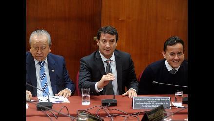Congresistas preocupados por liberación de implicados en caso de granadas