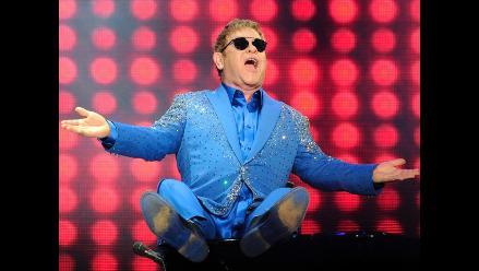 Rock in Río: Elton John sacó a relucir su espíritu rockero
