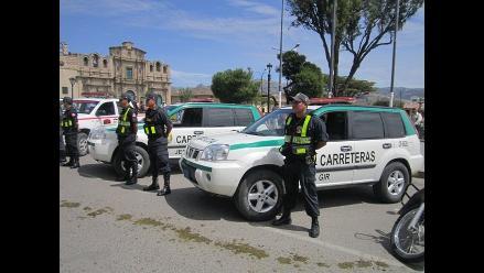 Cajamarca: efectivos de Carreteras hallaron y devolvieron S/. 10 mil