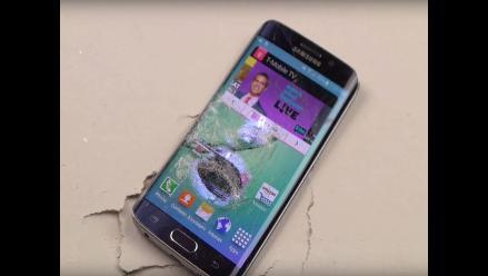 ¿Es peligroso usar un smartphone con la pantalla rota?