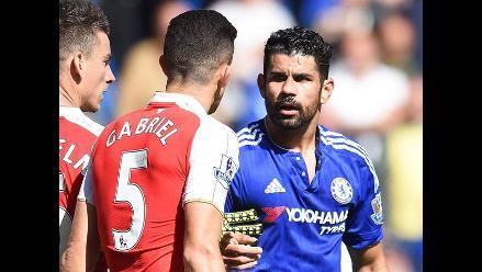 Chelsea: Diego Costa es acusado por su propio compañero de tramposo