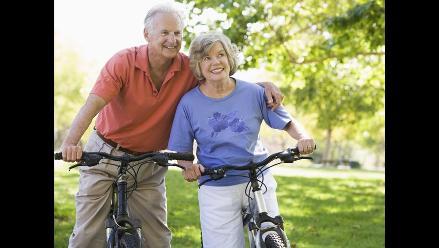 La importancia de montar bicicleta en la tercera edad