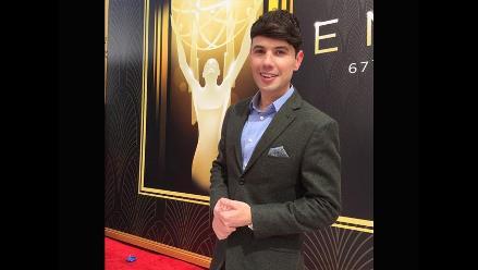 Emmy 2015: así fue la participación de Bruno Pinasco