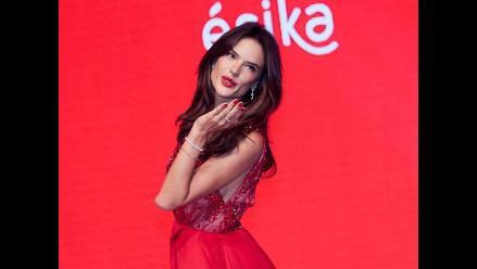 Alessandra Ambrosio: el ángel de Victoria's Secret está en Lima