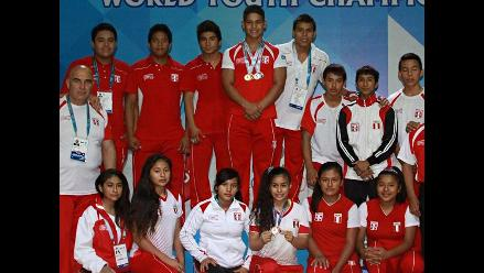 Team Perú: Selección nacional sube al podio en Panamericano de Pesas